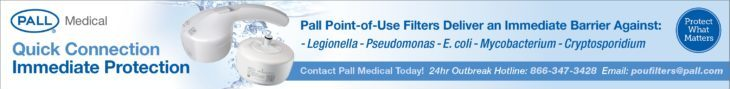 Pall Medical Outbreak Banner Ad